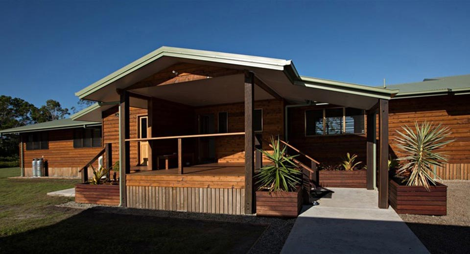 Queensland holiday home
